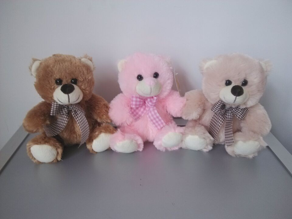 18cm Hot Sale Stuffed Teddy Bear Toys