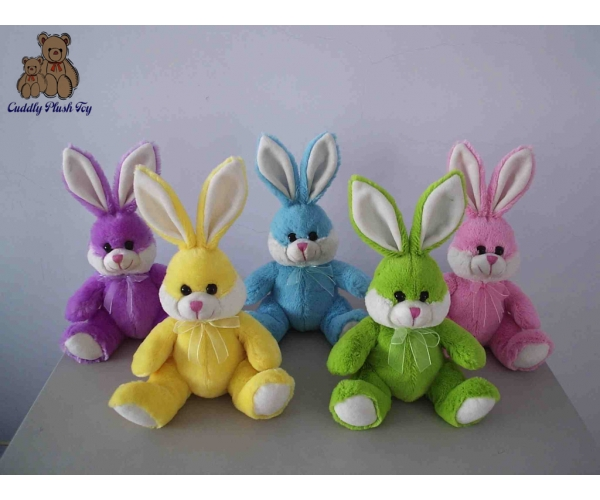 Plush Bunny Toys for Easter